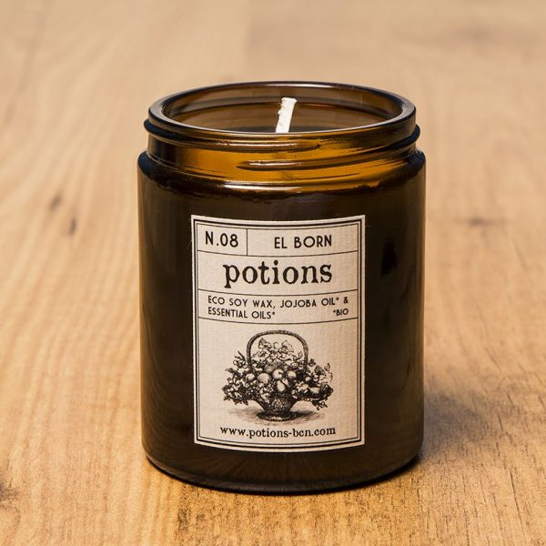 Potions Barcelona - Potion N.08 El Born