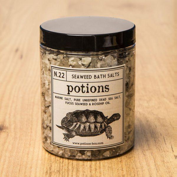 Potions Barcelona - N.22 Seaweed Sales Baño Algas