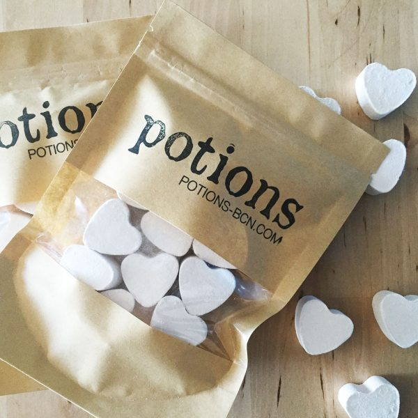 Potions BCN - Productos veganos bomba huevo de baño