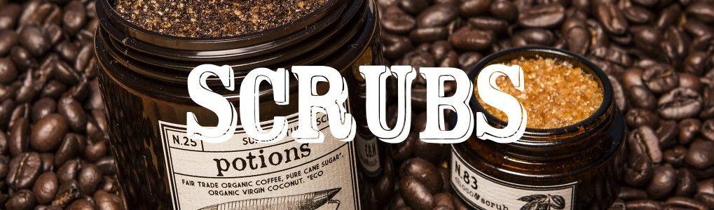 PotionsBCN exfoliante café azúcar vegano