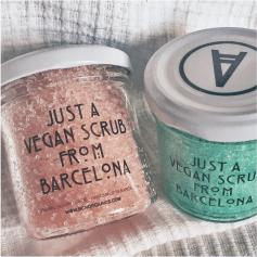 Sugar scrub vegano Potions BCN