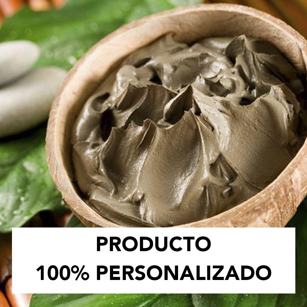 Mascarilla personalizada de Potions BCN.Productos ecológicos y veganos personalizados
