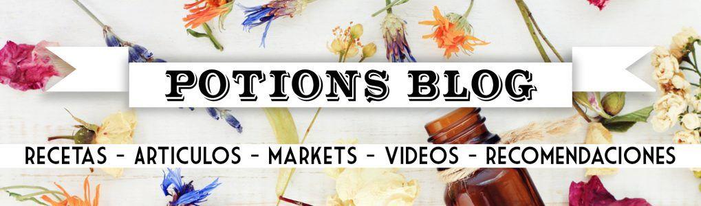 Blog de cosmética vegana, recetas veganas Potions BCN