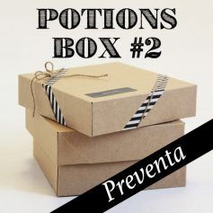 Potions Box #2 Cosmética vegana handmade in Barcelona
