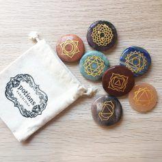 Set de gemas 7 chakras de Potions BCN