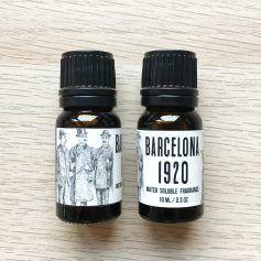 Barcelona 1920. Fragancia hidrosoluble para brumizador de Potions BCN