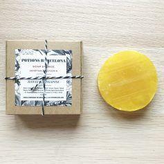 Soap Sponge de glicerina vegetal y aceite de argán, de Potions BCN