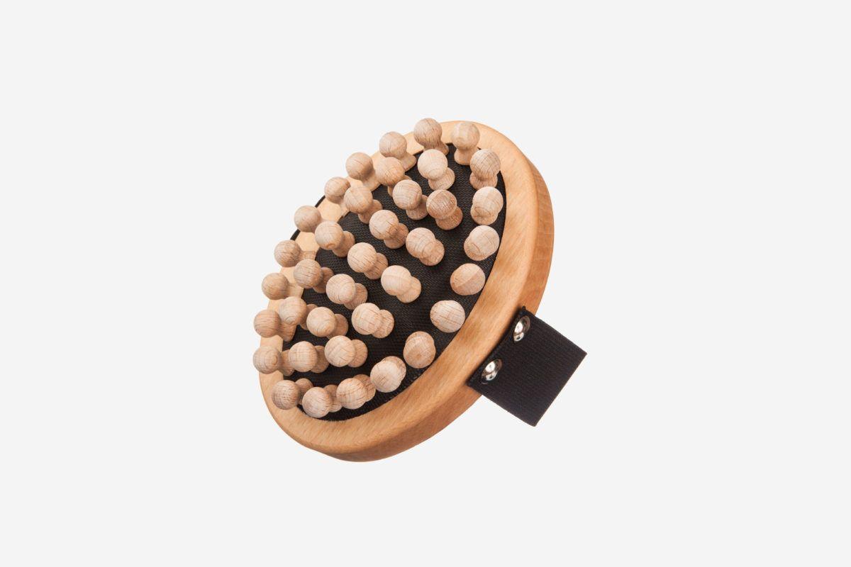 Cepillo de masaje anticelulitis de alta calidad libre de plástico - Potions BCN