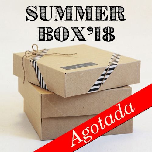 Summer Box - Caja sorpresa de Potions BCN