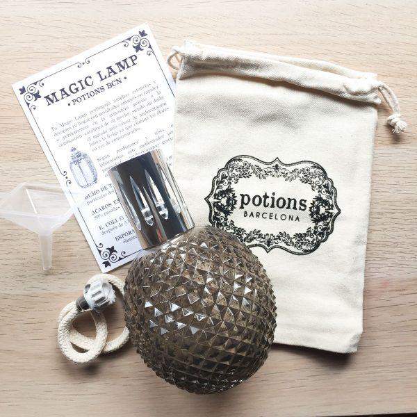 Magic Lamp purificadora de Potions BCN