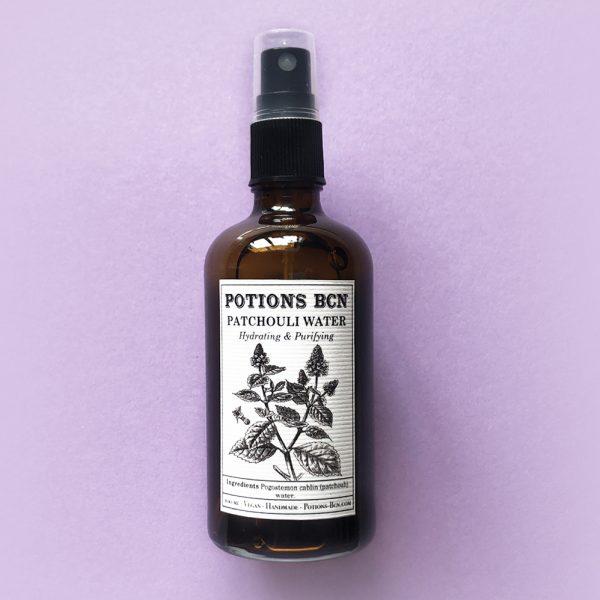 Patchouli Water - Hidrolato puro de patchouli, Potions BCN