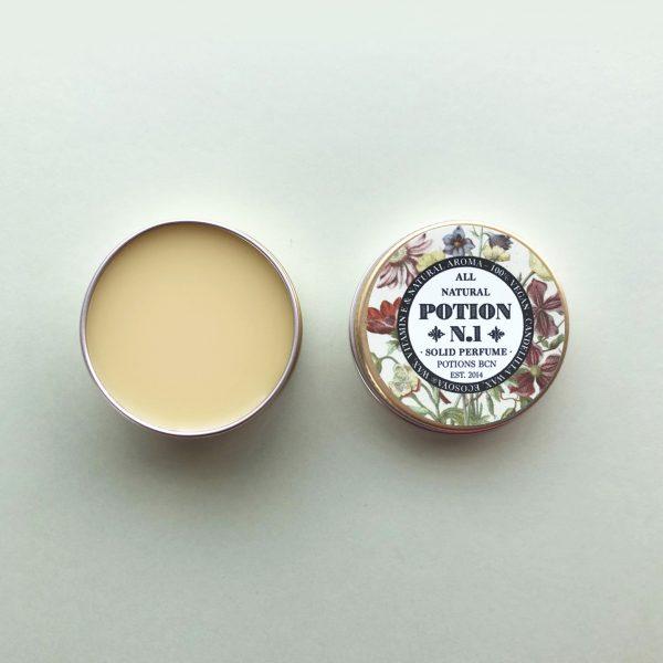 Potion N.1 - Perfume sólido vegano de pachuli de Potions BCN
