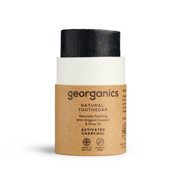 Pasta de dientes sólida vegana Georganics toothsoap Potions BCN