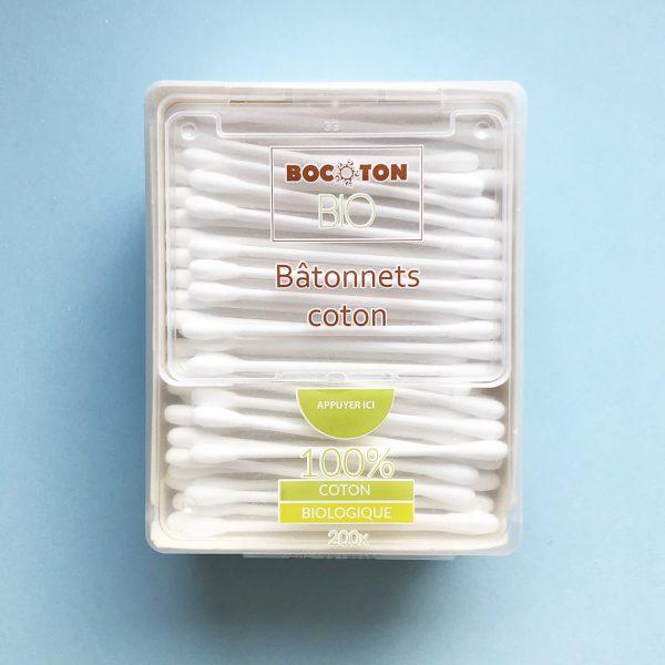 Bastoncillos para las orejas ecológicos y sin plástico. Potions BCN