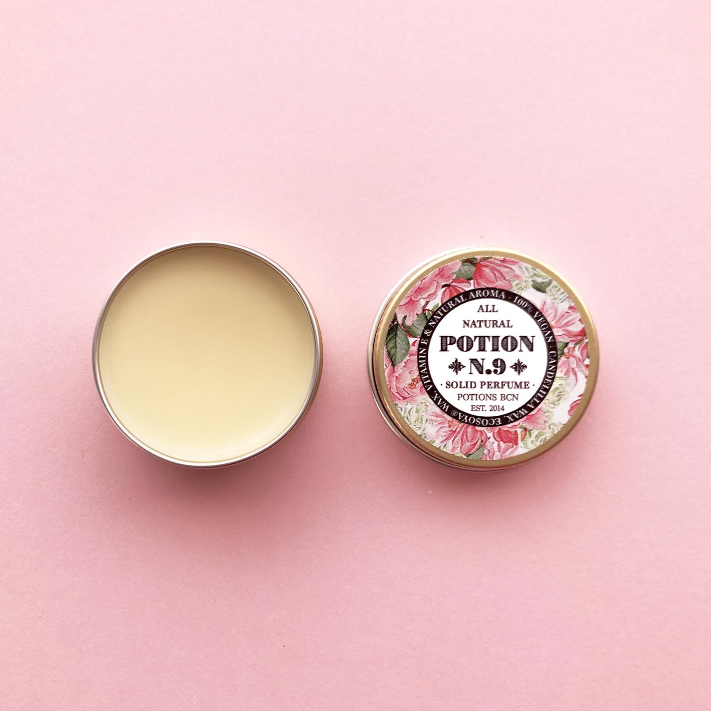 Potion N.9 - Perfume sólido vegano de Edición Limitada