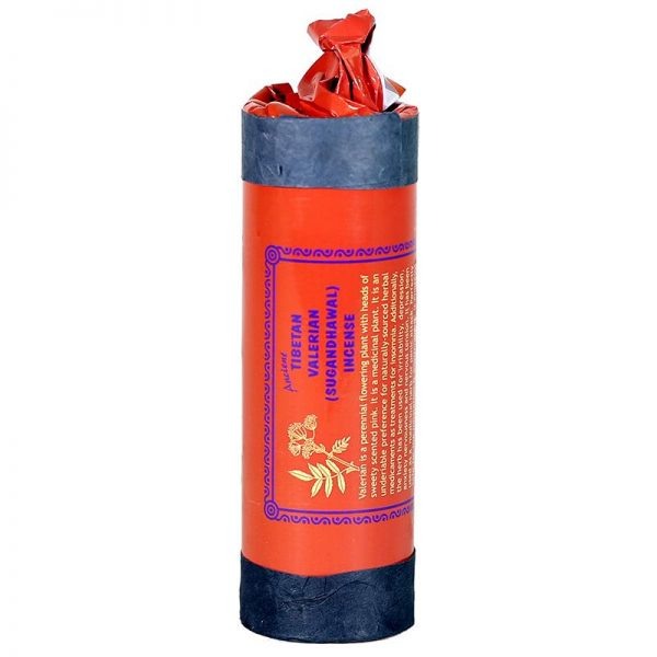Potions BCN - Incienso tibetano de valeriana. Zero waste.