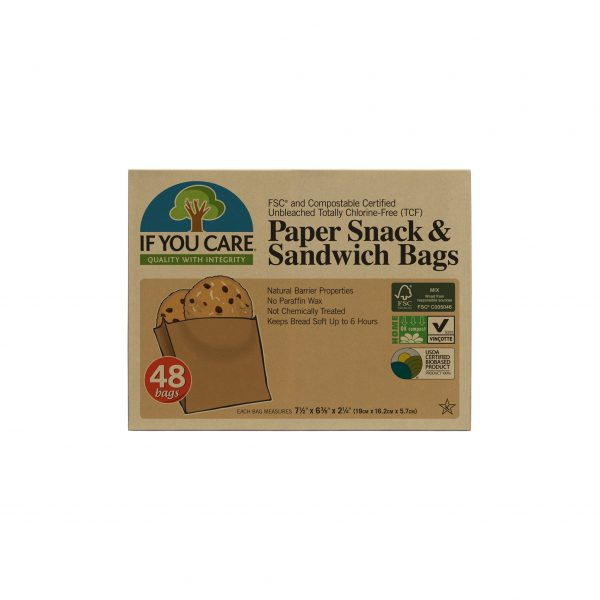 Bolsas para sandwiches o patatas fritas - Zero Waste Potions BCN
