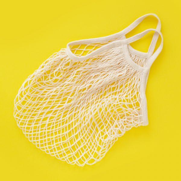Zero Waste - Bolsa de malla de algodón ecológico