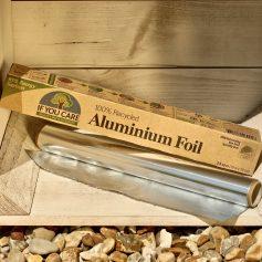 Papel de aluminio reciclado de If You Care - Potions BCN