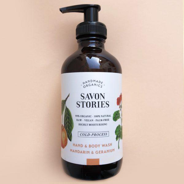 Savon Stories - Jabón manos corporal orgánico Potions BCN