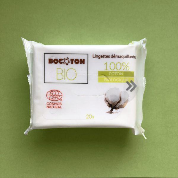 Toallitas desmaquillantes ecológicas sin plástico - Zero Waste Potions BCN