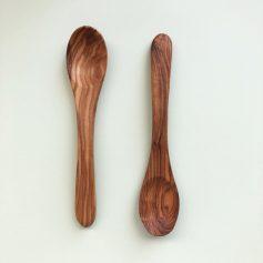 Zero Waste Cuchara en madera de olivo - Potions BCN