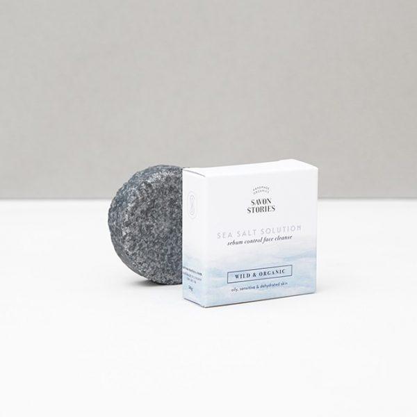 Savon Stories Sea Salt Solution Poro sucio Control Grasa