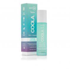 Coola Fijador de maquillaje con protección solar SPF 30 - Potions BCN, Vegano