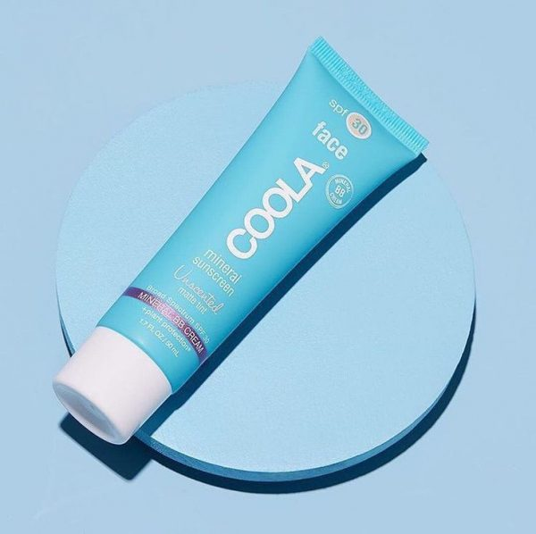 Coola Mineral Face Matte Tint Moisturizer SPF 30 - Crema hidratante con color y protección solar de Coola - Potions BCN