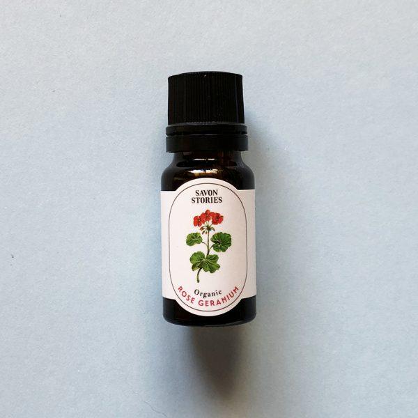 Aceite esencial ecológico de Geranio Rosa - Potions BCN