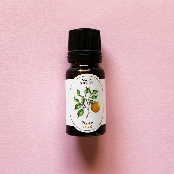 Aceite esencial ecológico de Yuzu limón japonés - Potions BCN