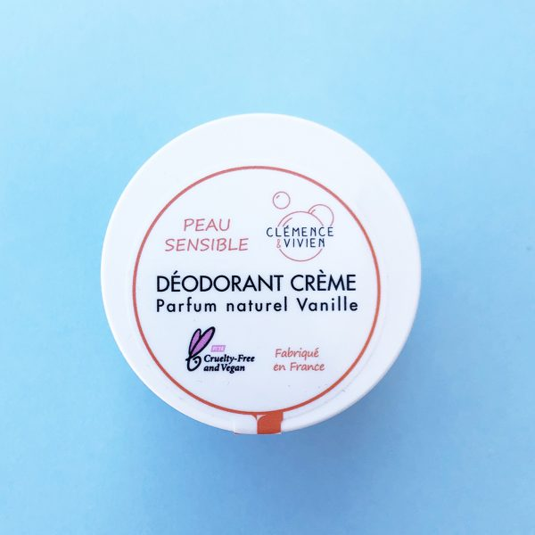 Desodorate pieles sensibles sin bicarbonato, vegano y natural - Potions BCN Clemence Vivien