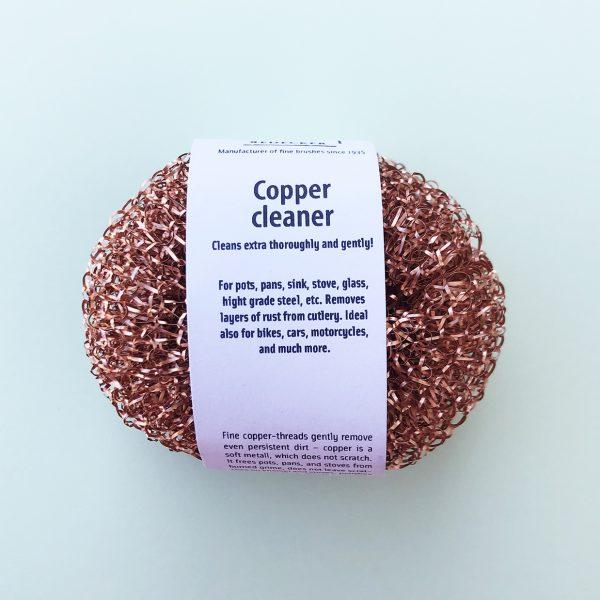 Nana estropajo de cobre, zero waste - Potions BCN