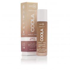 BB Cream Coola Rosilliance Medium Deep - Protección solar natural y vegana - Potions BCN