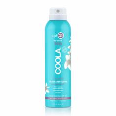 Coola Sport SPF30 Protector solar en spray sin perfume, vegano y ecológico - Potions BCN