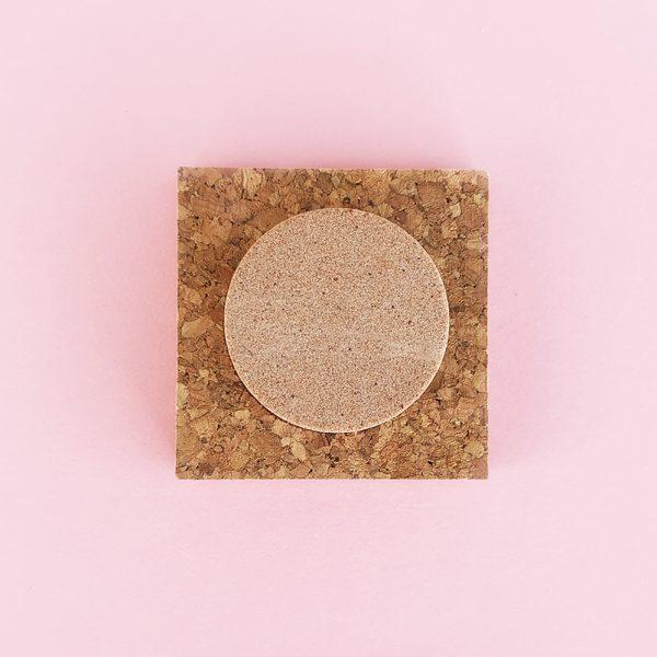 Peeling Stone exfoliante natural facial, vegano y zero waste de Potions BCN