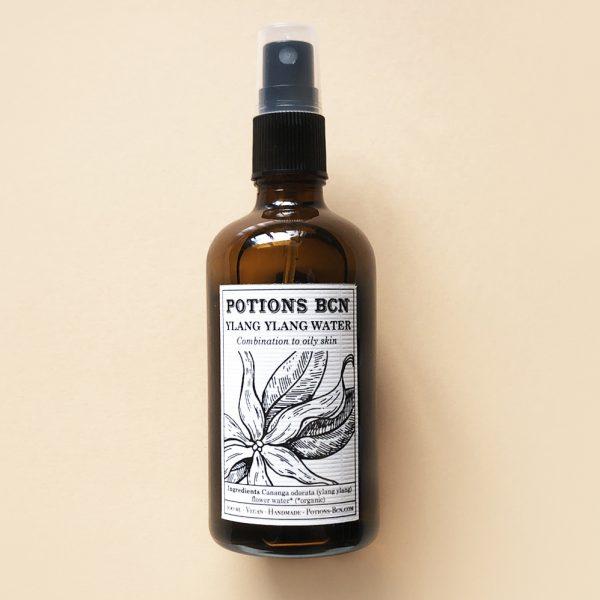 Hidrolato ecológico de ylang ylang, Potions BCN Ylang Ylang Water