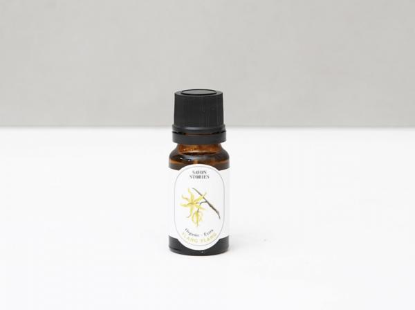 Aceite esencial ecológico de Ylang Ylang