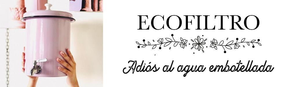 Ecofiltro, la alternativa ecológica al agua embotellada