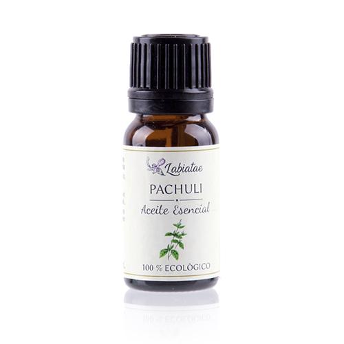 Aceite esencial ecológico de Patchuli
