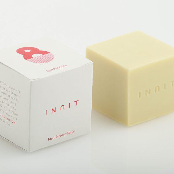 Jabón XL Inuit 8 Piel seca nutrición