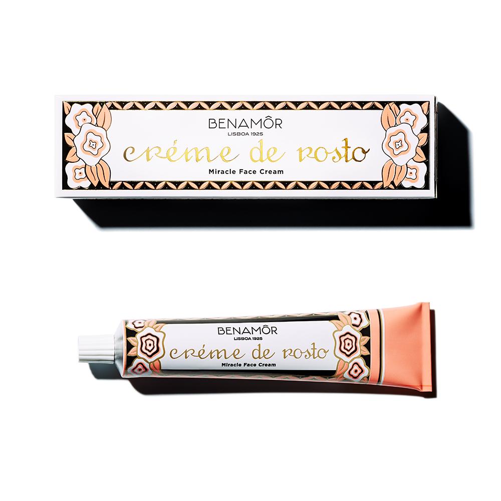 Crema facial Creme rosto vegana Benamor - Potions BCN