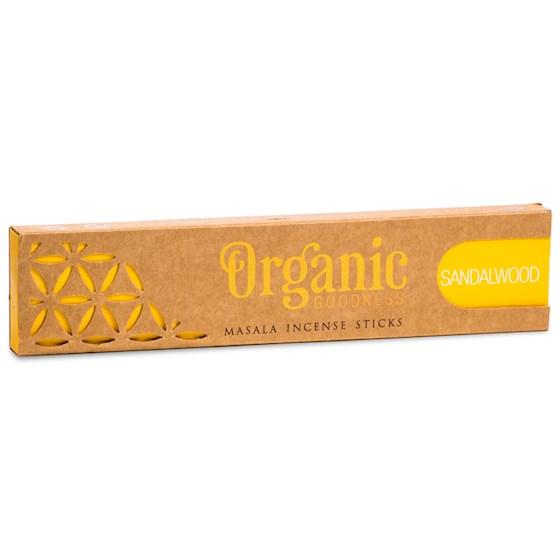 Incienso Masala Organic Sándalo - Potions BCN
