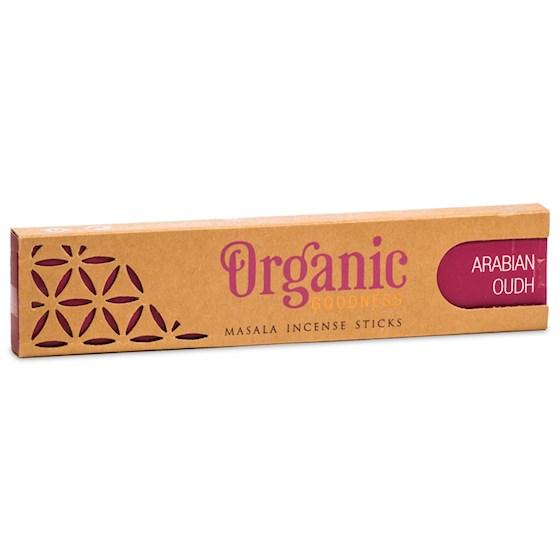 Incienso Masala Organic Arabian Oudh - Potions BCN