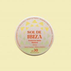 Crema solar vegana mineral ecológica Sol de Ibiza