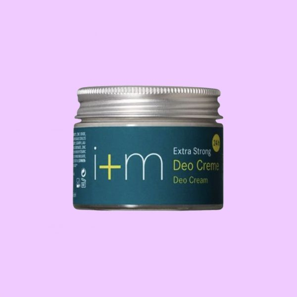 Desodorante extra fuerte vegano natural i+m Potions BCN