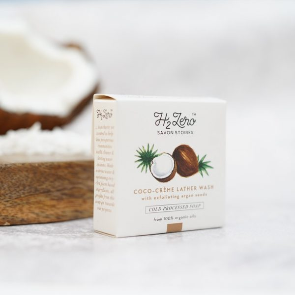 Coco creme mousse limpiadora vegana - Savon Stories Potions BCN