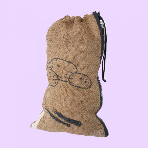 Bolsa para patatas reutilizable zero waste