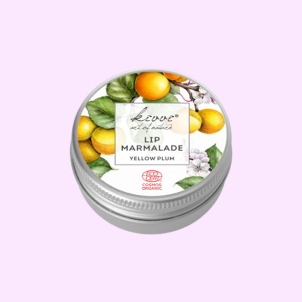 Bálsamo labial vegano Ciruela amarilla Kivvi Potions BCN