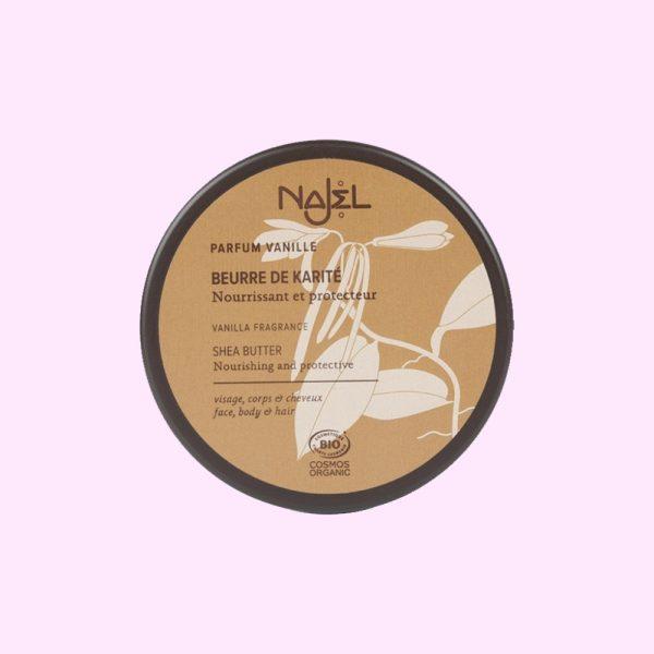 Manteca de karité natural ecológico con aroma natural de vainilla Potions BCN